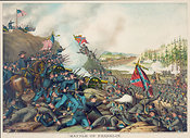 Battle of Franklin, November 30, 1864