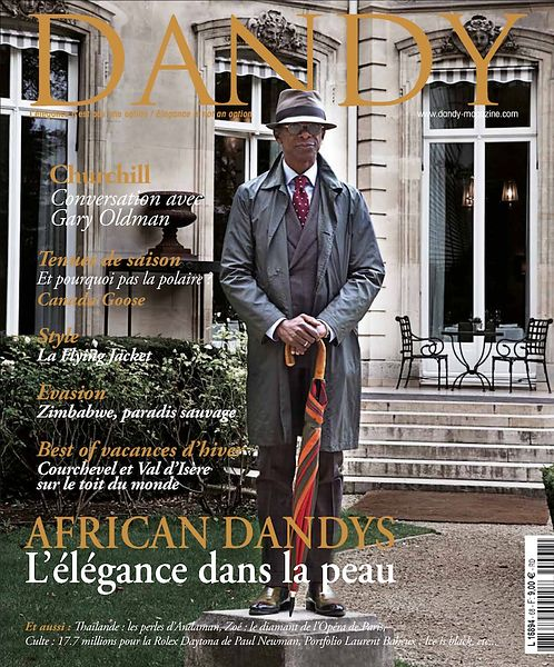 Dandy Magazine (France) - Jan 2018 photos