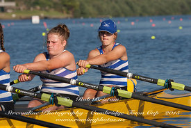 Taken during the Cambridge Town Cup 2015, Lake Karapiro, Cambridge, New Zealand; ©  Rob Bristow; Frame 0 - Taken on: Sunday - 25/01/2015-  at 08:31.39