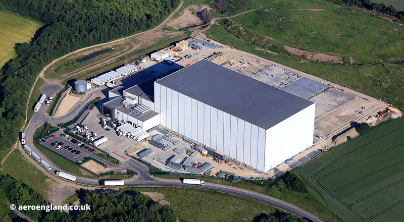 Newcold logistics centre at Newmarket Lane, Stanley, Wakefield