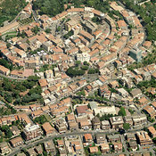 Colonna aerial photos