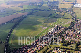 Aerial Photography Taken In and Around Stratford-upon-avon-Stratford Racecourse