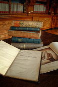 Books in Mendel's library
