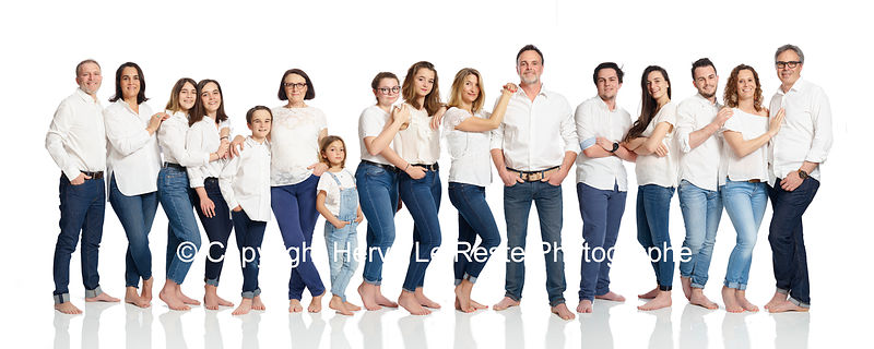 Famille Le Chesne photos