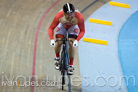 Master B Men 750m Time Trial. Ontario Track Championships, Mattamy National Cycling Centre, Milton, On, March 5, 2017