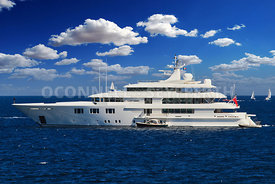 Superyacht Lady Anne