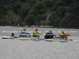Taken during the World Masters Games - Rowing, Lake Karapiro, Cambridge, New Zealand; ©  Rob Bristow; Frame 3523 - Taken on: Sunday - 23/04/2017-  at 16:55.48