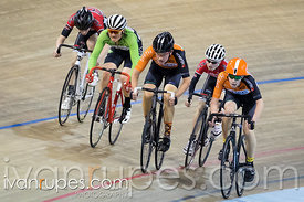 U17 Men Elimination Race. Canadian Track Championships (U17/Junior), April 3, 2016
