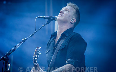 Queens of the Stone Age photos