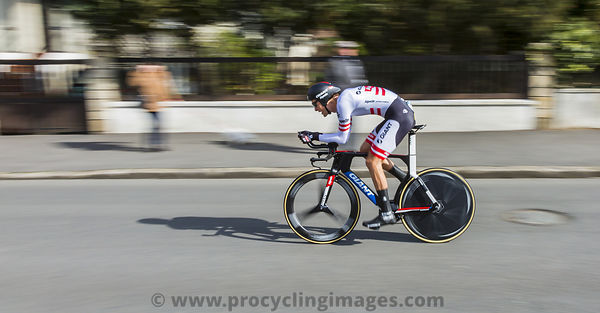 The Cyclist Georg Preidler - Paris-Nice 2016