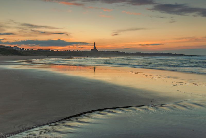 Tynemouth Sunset