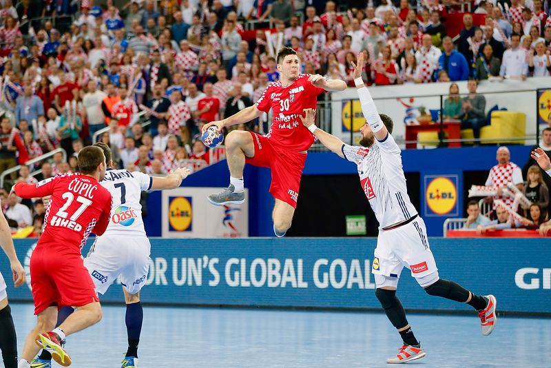 EHF EURO 2018 photos