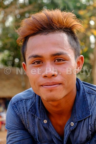 PORTRAIT, CAMBODGE//PORTRAIT, CAMBODIA