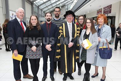 NUI Galway Awards Day 2018 / 3pm session photos