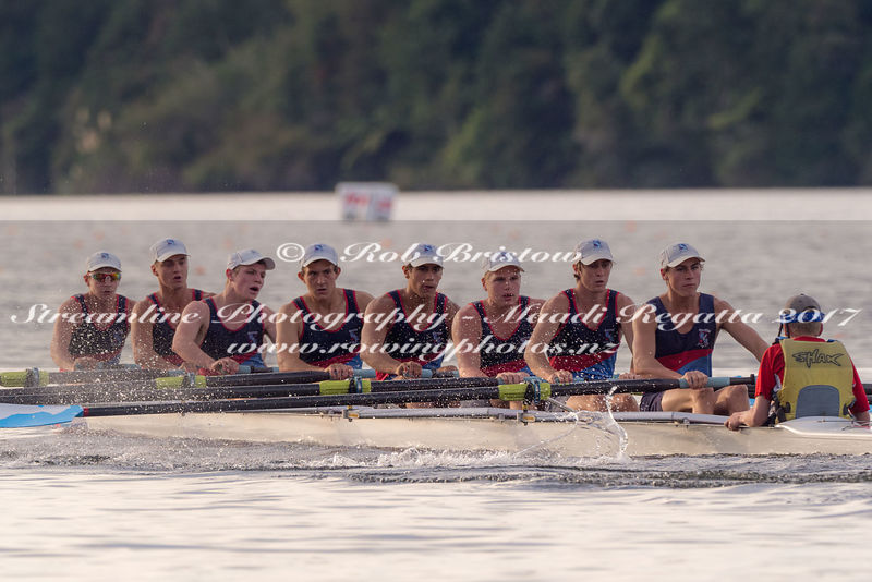 Taken during the NZSSRC - Maadi Cup 2017, Lake Karapiro, Cambridge, New Zealand; ©  Rob Bristow; Frame 3290 - Taken on: Saturday - 01/04/2017-  at 17:59.34