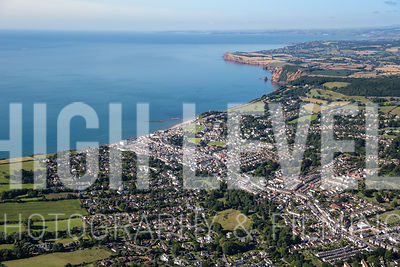 Sidmouth Sidmouth Aerial Photographs