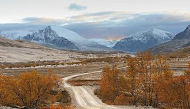 Høst / Autumn in Rondane, Norway