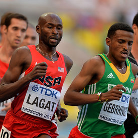 Bernard LAGAT (USA) photos