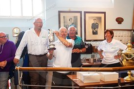 Prize-giving at Weymouth Regatta 2018, 20180909029.