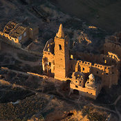 Belchite aerial photos