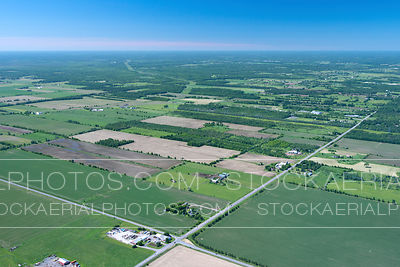 Agricultural Land in Southern Ontario