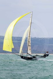 Be Light, HUN 18, 18ft Skiff, Euro Grand Prix Sandbanks 2016, 20160904261