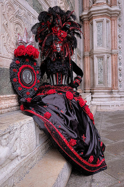 Photos of Venice carnival 2018