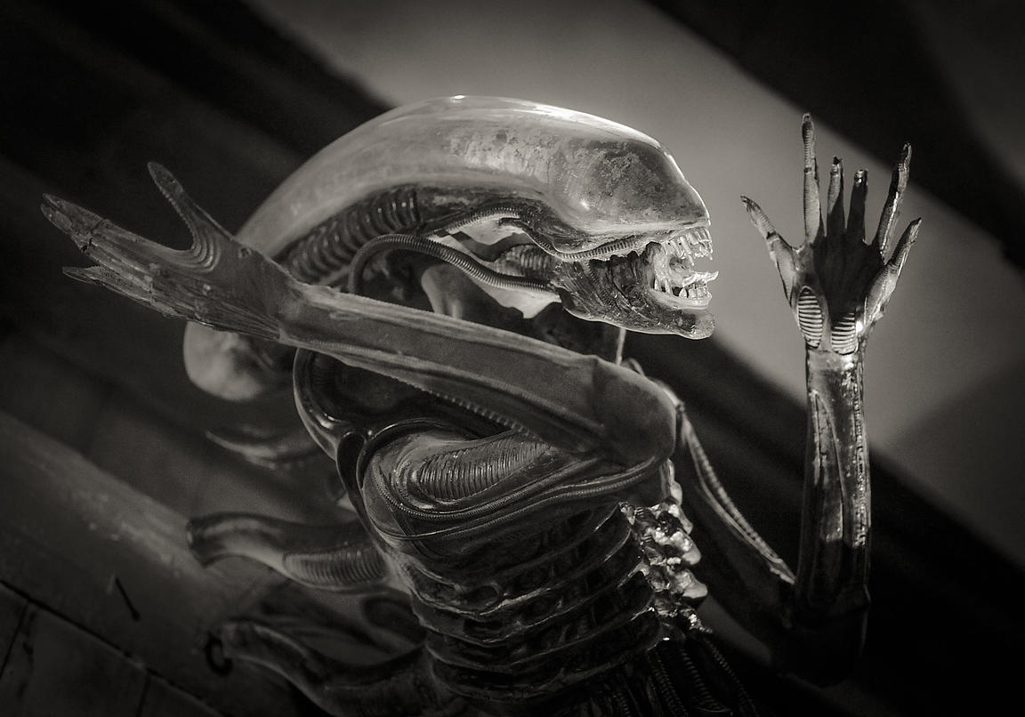 HR Giger Museum 15th anniversary