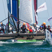 WORLD MATCH RACING TOUR, FREMANTLE 2016 photos