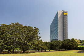 ENI headquarters, EUR, Roma