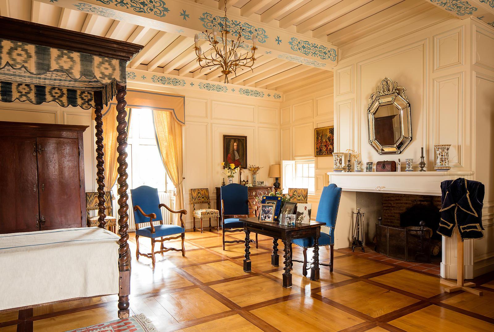 Eric sander photographe la chambre louis xiii for Chambre louis 13