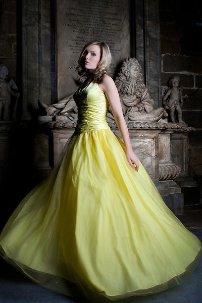 Profile Fashion shoot with Charlotte Hadley at Wakefield Cathedral