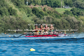 Taken during the National Championships 2018, Lake Karapiro, Cambridge, New Zealand; ©  Rob Bristow; Frame 1018 - Taken on: Friday - 16/02/2018-  at 09:01.18