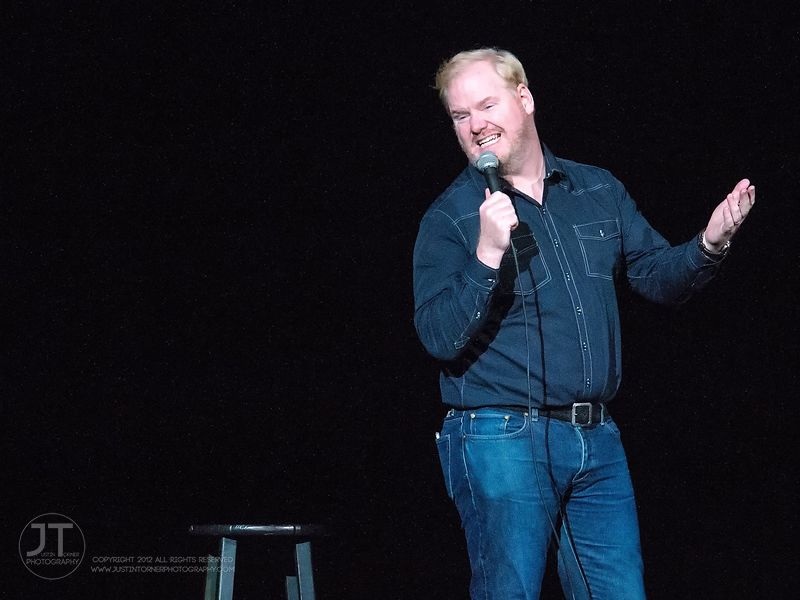 Hoopla - Jim Gaffigan, US Cellular Center, August 1, 2015 photos