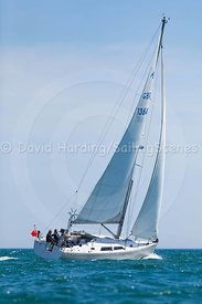 Sea Rich, Hanse 370, GBR1364L, 20160508100