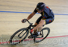 Master A Men Individual Pursuit, Ontario Track Championships, Day 1, April 10, 2015