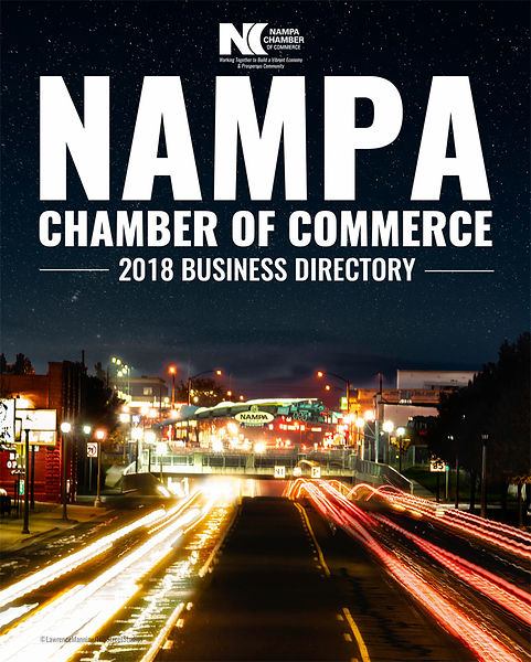 Nampa Chamber of Commerce, 2018 Business Directory