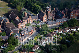 Aerial Photography Taken In and Around Epsom, UK