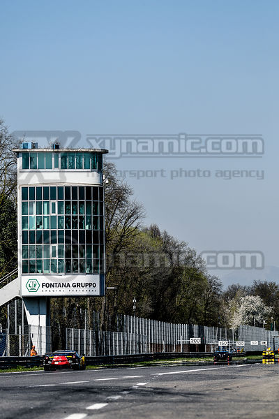 ELMS - Monza Test photos