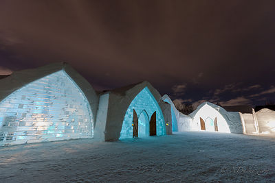 Ice Hotel / Hôtel de Glace photos