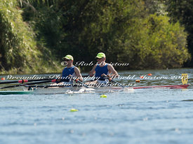 Taken during the World Masters Games - Rowing, Lake Karapiro, Cambridge, New Zealand; ©  Rob Bristow; Frame 3862 - Taken on: Monday - 24/04/2017-  at 13:54.54