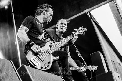 Mark Tremonti and Brian Marshall, Alter Bridge