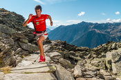 Trail running with Kilian Jornet