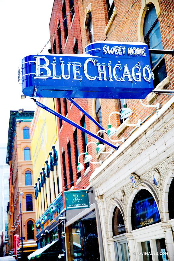 SWEET HOME BLUE CHICAGO