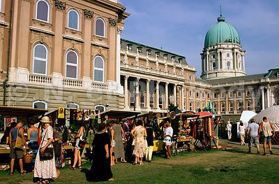 FETE DES ARTS ET METIERS, BUDAPEST, HONGRIE//HUNGARY, BUDAPEST, FAIR OF ARTS AND WORKS
