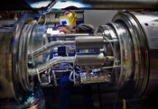 Large Hadron Collider maintenance