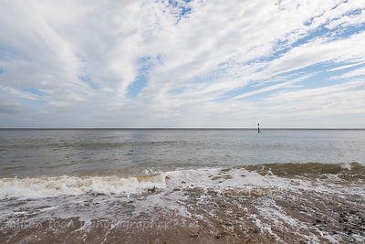 North Norfolk seascape