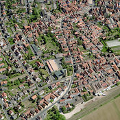 Gochsheim aerial photos