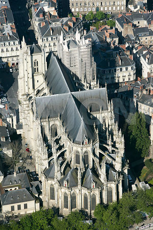 nantes / monument / edifice religieux / cathedrale