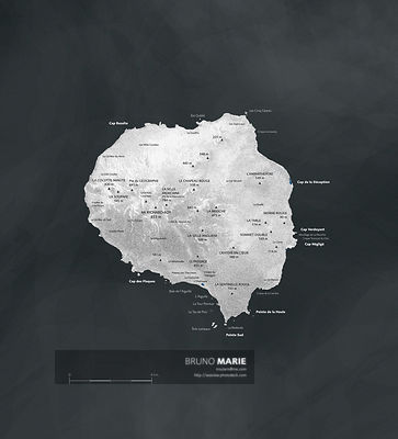 FSAT territories Maps - © Bruno MARIE - All rights reserved.